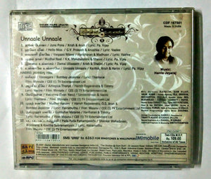 Buy tamil audio cd of Unnale Unnaale online from avdigitals.com