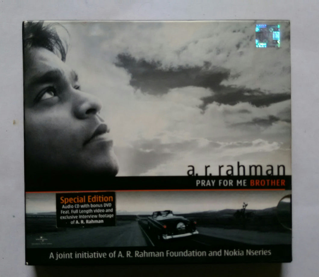 A.R.Rahman Pray For Me Brother
