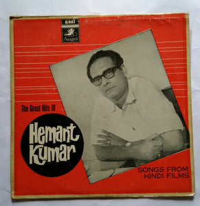 The Great Hits Of Hemant Kumar ( Songs From Hindi Films )