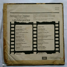 Songs For Children From Hindi Films ( Lata Mangeshkar )