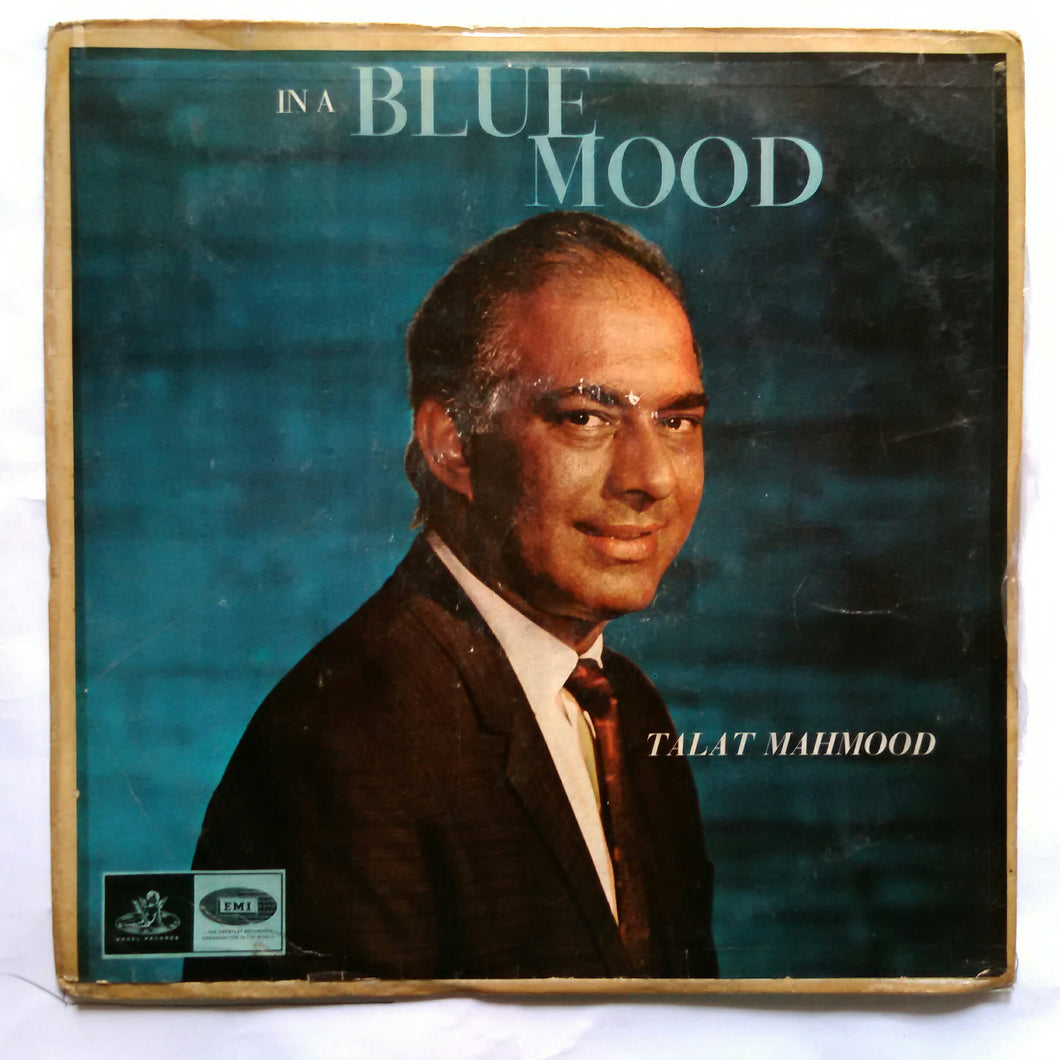 In A Blue Mood ( Talat Mahmood )