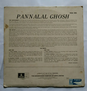 The Magic Flute Of Pannalaal Ghosh