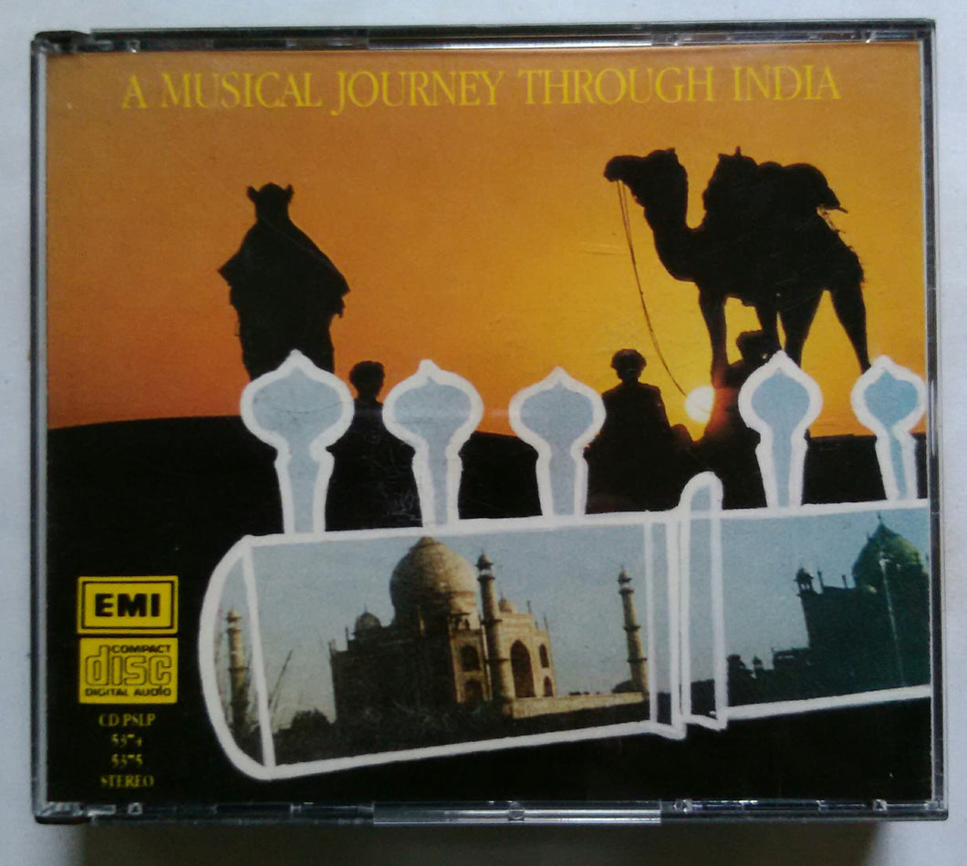 A Musical Journey Through India ( Vol 1 & 2 )