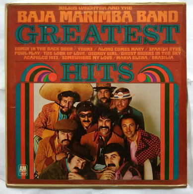 Julius Wechter And The Baja Marimba Band Greatest Hits