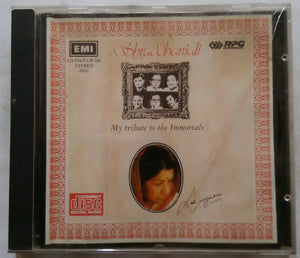 Shraddhanjali - My Tribute To The Immortals Lata Mangeshkar