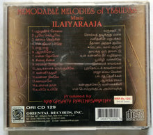 Memorable Melodies Of Yesudas - Music Ilaiyaraaja