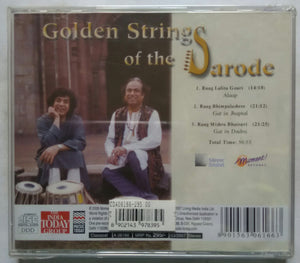 Golden Strings Of The Sarode With Aashish Khan And Zakir Hussain ( Grammy Nominees 2007 )