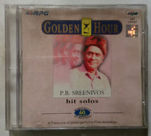 Golden Hour P. B. Sreenivos Hit Solos