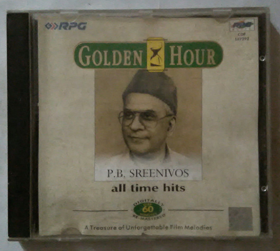 Golden Hour P. B. Sreenivos All Time Hits