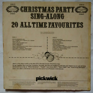 Christmas Party Sing - Along 20 All Time Favourites