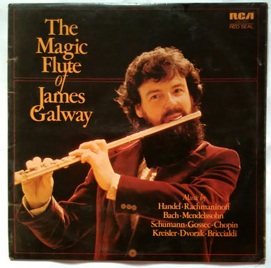 The Magic Flute Of James Galway
