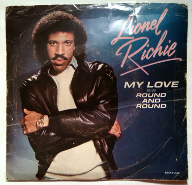 Lionel Richie ( My Love & Round And Round )