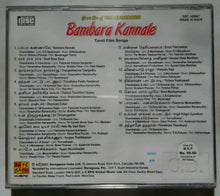 Great Hits Of Chandrababu Bambara Kannale Tamil Film Songs