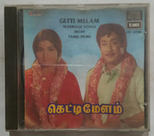 Getting Melam - Marriage Songs From Tamil Films
