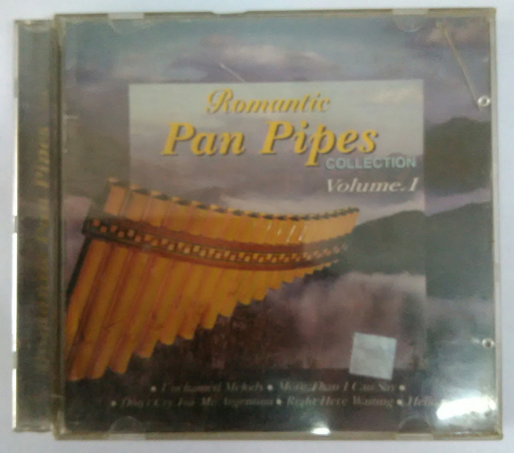 Romantic Pan Pipes Collection Vol - 1
