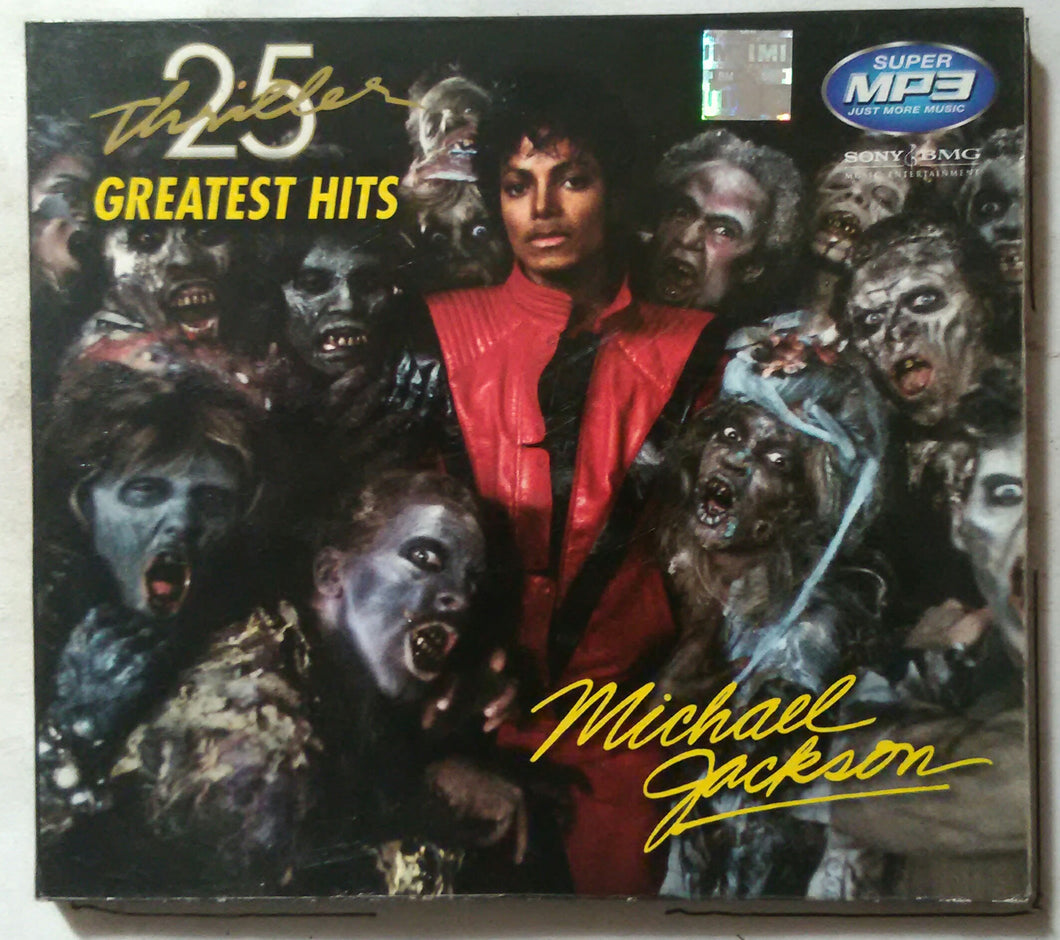 Michael Jackson ( Thriller 25th Anniversary ) MP3 Greatest Hits