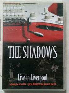 The Shadows (  Live In Liverpool ) - DVD