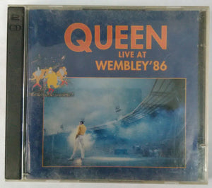 Queen - Live At Wembley ' 86 Disc 1 & 2