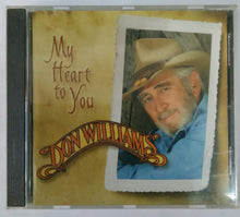 Don Williams - My Heart To You