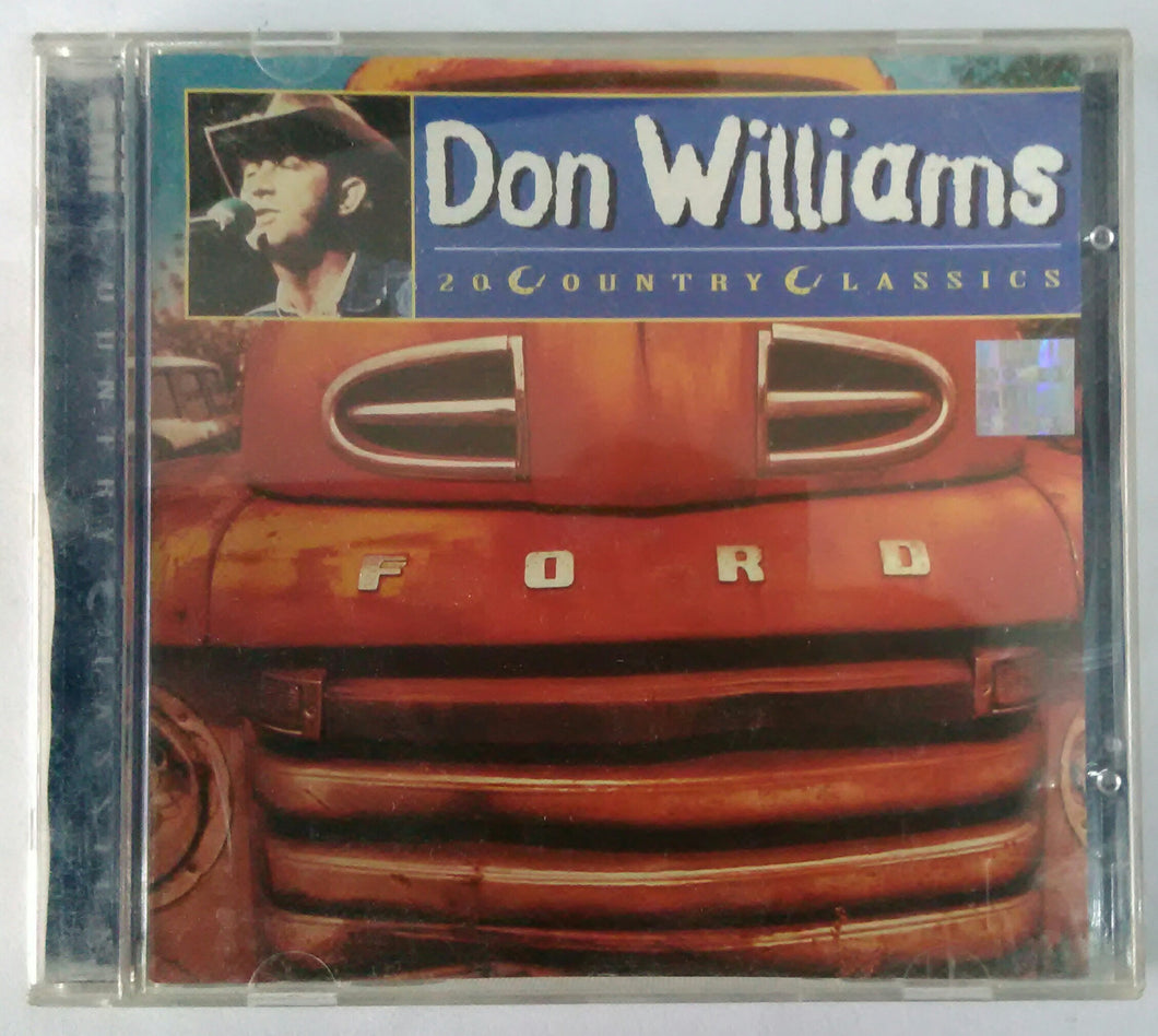 Don Williams - 20 Country Classics