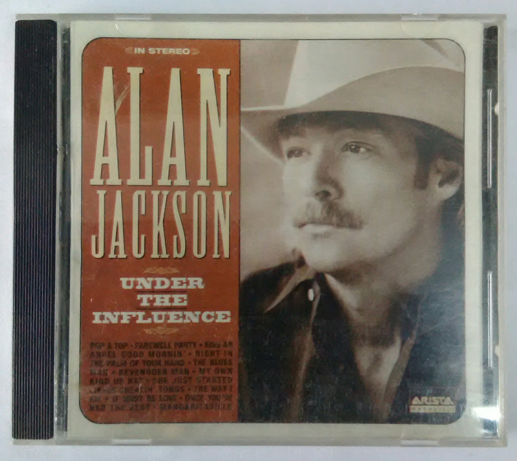 Alan Jackson  - Undes The Influence