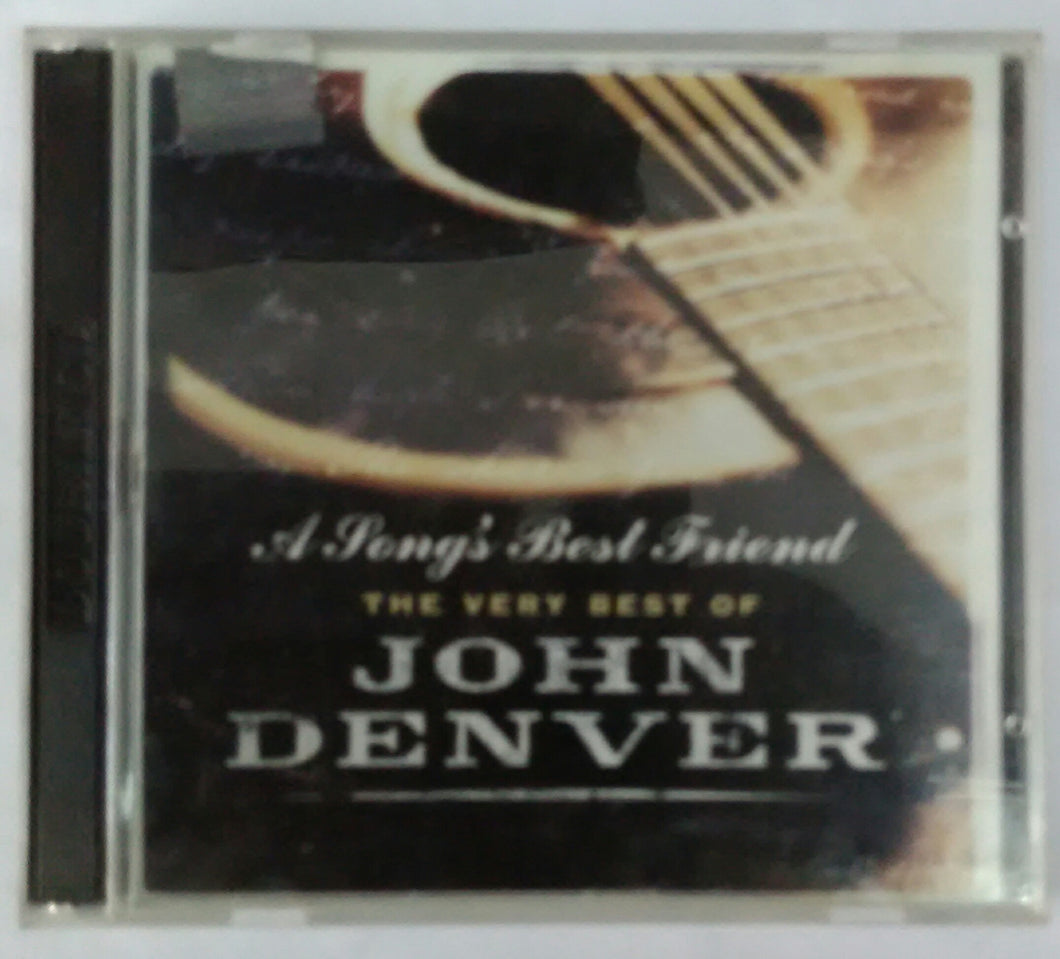 A longs Best Friend ( The Very best Of John Denver ) Disc 1&2