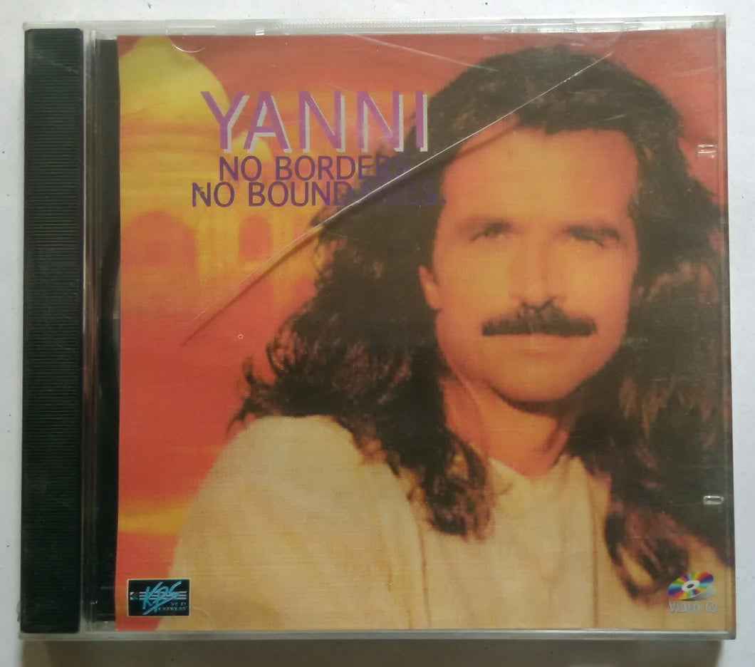 Yanni - No Borders No Boundaries ( Video CD )