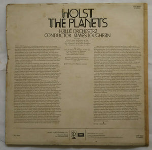 Holst The Planets - Halle Orchestra Conductor James Loughran