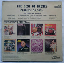 The Best Of Bassey