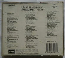 The Golden Collection - Mohd Rafi Vol ii ( 2 CD Pack )