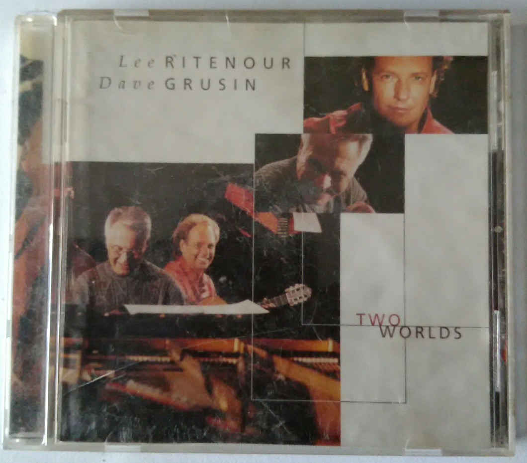 Lee Ritenour Dave Grusin Two Worlds
