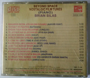 Beyond Space Nostalgic Film Tunes ( Piano ) Brian Silas