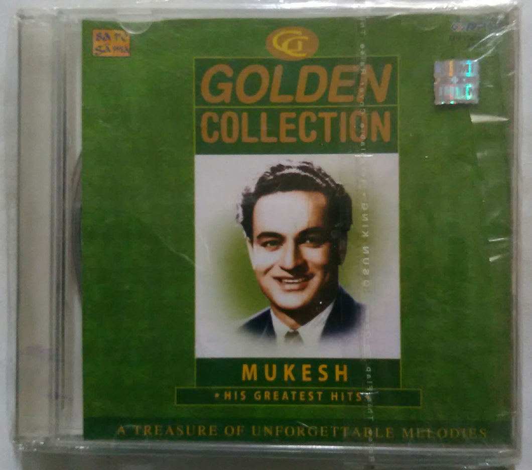 Golden Collections Mukesh Hils Greatest Hits Disc 1&2