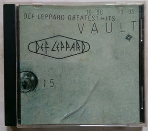 Def Leopard Greatest Hits 1980 Vault 1995
