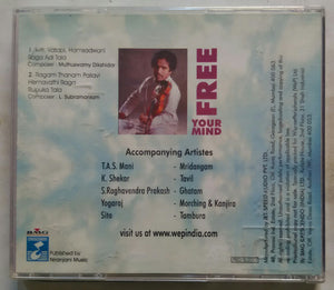 Padma Bhushan Dr. L. S Subramaniam Live At The JN Tata Auditorium Indian Institute Of Science Bangalore ( Free Your Mind )