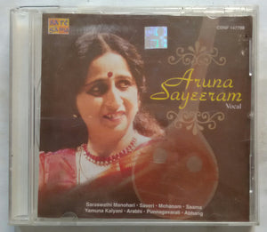 Aruna Sayeeram Vocal