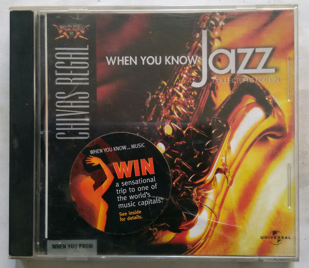 When You Know Jazz ( Collections Edition )
