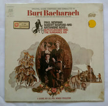 "Burt Bacharach "" Original Score Composed & Conducted """