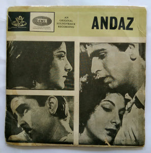 Andaz ( EP 45 RPM )
