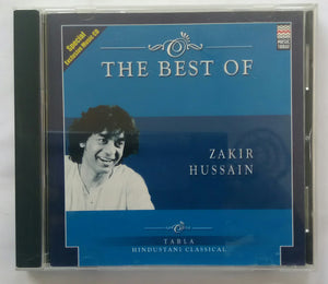 "The Best Of Zakir Hussain "" Tabla """
