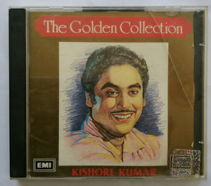 "The Golden Collection "" Kishore Kumar "" Disc 1&2"