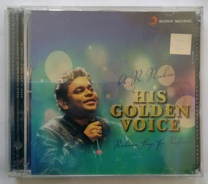 A. R. Rahman His Golden Voice ( Disc 1&2 )