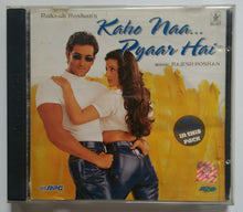 Kaho Na Pyaar Hai ( One CD Free In This Pack)