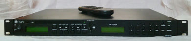 TOA CD 2011R ( CD player, SD - MMC Card, & FM Tuner ) With Remote