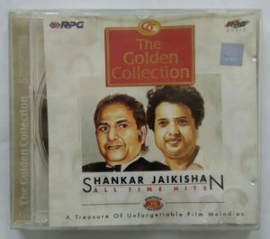 The Golden Collection ( Shankar Jaikishan All Time Hits )