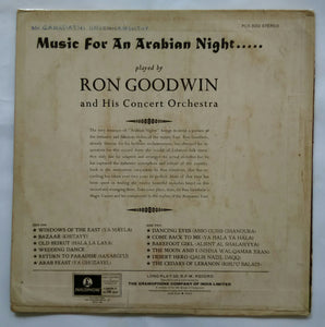 Music For An Arabian Night ( Played By Ron Goodwin & His Concert Orchestra )