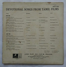 Devotional songs From Tamil Films