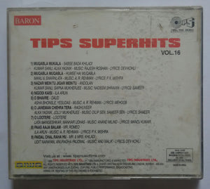 Tips Super Hits - Vol 16 ( O Bhavre )