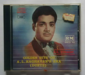 Golden Hits Of A. L. Raghavan's ERA ( Duets )