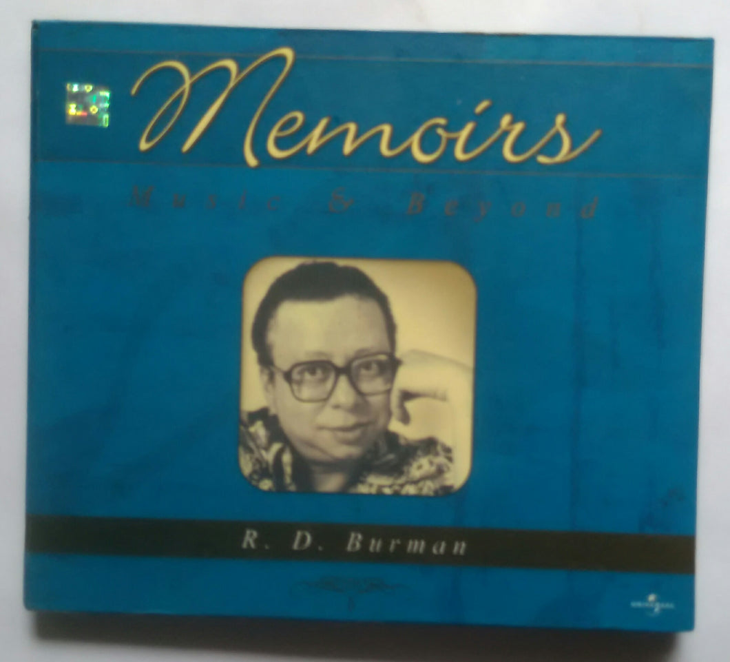 Memoirs R. D. Barman ( Music & Beyond ) 3 CD Pack